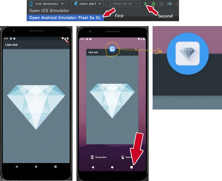 How to Add App Icons to the iOS and Android Apps